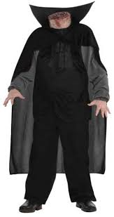 headless halloween headless horseman sleepy hollow boys scary halloween costume m l