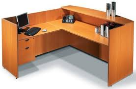 Laminate Reception Desk Offices To Go Reception Desk By Global