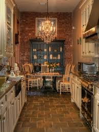 brick kitchen ideas kitchen with brick wall akioz com