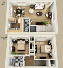 2 Bedroom Floor Plans With Basement Basement Floor Plans With 2 Bedrooms Personable Stair Railings
