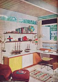 woods vintage home interiors 1960s home office look like modern style for my crib