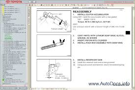 1997 toyota tacoma repair manual toyota hilux 1997 2005 service manual repair manual order u0026 download