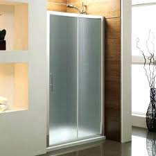 Shower Sliding Door Opaque Glass Bathroom Doors Opaque Glass Sliding Door Bathroom