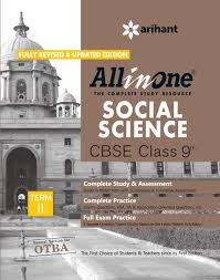 all in one social science cbse class 9th term ii amazon in