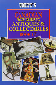 unitt u0027s canadian price guide to antiques and collectables amazon