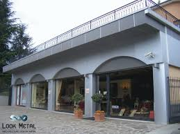 look siege social look metal architecture extérieure et intérieure design métal