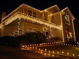Outdoor Home Lighting Christmas Ideas Inspiration Best Simple Outdoor Christmas Lights