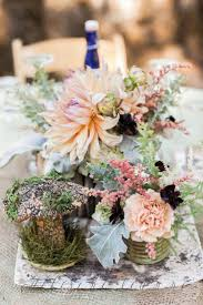 woodland wedding centerpieces image collections wedding