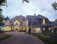 cape cod home design plan 23415jd newport masterpiece with finished walkout corner and