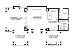 house plans com classical style house plan 0 beds 1 00 baths 709 sq ft plan 132 224
