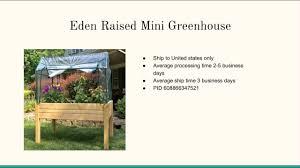 Greenhouse Starter Kits Small Plastic Greenhouse Kits Youtube