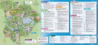 Map Of Wet N Wild Orlando by New 2013 Park Maps And Times Guides Photo 4 Of 20
