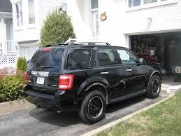 Ford Escape Black - escape city com u2022 view topic 2009 escape with new rims