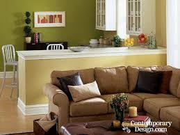 room paint color ideas with brown furniture