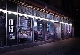 Kitchen And Bar Designs Restaurant Exterior Design Dbgb Kitchen Bar East Village Nyc New