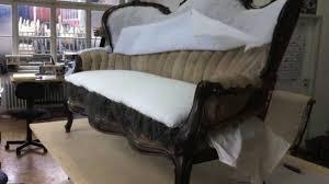 sofa beziehen restaurierung eines sofas