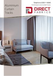 contract curtain tracks direct fabrics