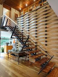 Contemporary Handrail Staircase Handrail Contemporary Staircase Vancouver By