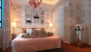 romantic bedroom design ideas in classic artistic designs for