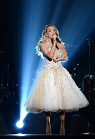 carrie underwood selects georges chakra