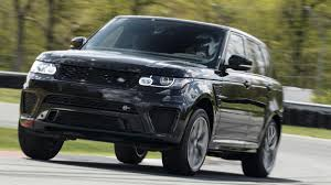 range rover sport engine 2015 range rover sport svr first drive a true track ready off