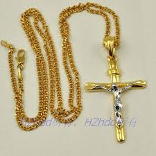 real gold cross necklace images Real cross necklace clipart jpg