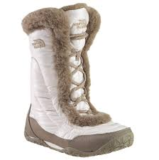 s boots with fur s nuptse fur boots mount mercy