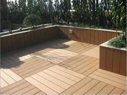 deck and balcony tiles over old wood elevated deck waterproofing