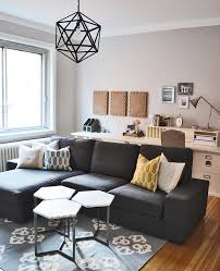 amenager bureau dans salon comment aménager un salon à aire ouverte déconome