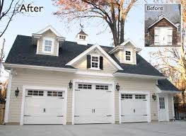 3 car garage door agape construction company garages
