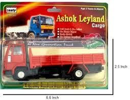 tonka mighty motorized fire truck centy toys ashok leyland cargo red toys ashok leyland cargo red