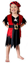 girls toddler pirate fancy dress costume amazon co uk toys u0026 games