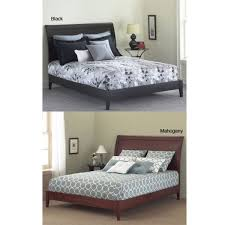 java king size platform bed free shipping today overstock com