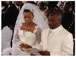 mariage congolais le mariage religieux du présidentiel célébré par le