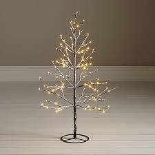 twig christmas tree buy lewis pre lit snowy twig christmas tree white 4ft