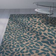 Animal Shaped Area Rugs by Modern Animal Print Area Rugs Allmodern