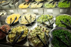 Buffet Salad Bar by The Beauty And Bounty Of The Steakhouse Salad Bar Eater