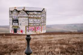 Lamp Shades Diy The Best Of Diy Painted And Embroidered Lampshades Creative