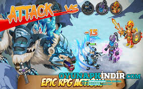 knights and dragons modded apk knights dragons rpg hile mod apk indir 1 46 100