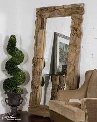 Classy Mirrors by Teak Root Natural Mirror 39