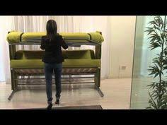Sofa That Turns Into Bunk Beds by Crazy Transforming Sofa Goes From Couch To Size Bunk Beds In