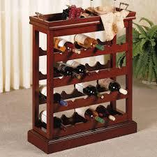unique wine racks decorating unique corner wine racks home segomego designs also