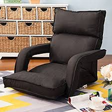Folding Living Room Chair Merax Adjustable Fabric Folding Chaise Lounge Sofa