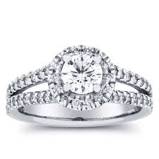 1 carat halo engagement ring 1 carat halo engagement ring by the jewelry exchange