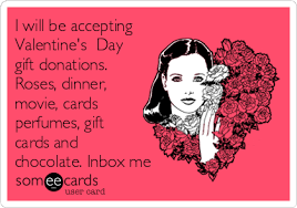 dinner gift cards i will be accepting s day gift donations roses dinner