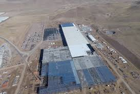 tesla factory tesla gigafactory update 31 new permits 2x in size 2170 battery