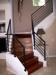 Wrought Iron Banister Iron Stair Railings Phoenix Arizona Custom Metal Stainless Steel