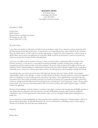 Writing A Legal Cover Letter by Sample Cover Letter Harvard The Best Letter Sample