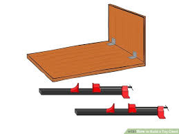Build A Wooden Toy Box by How To Build A Toy Chest 14 Steps With Pictures Wikihow