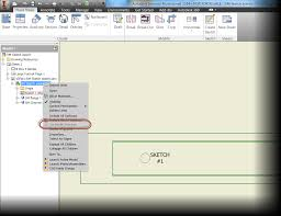 controlling the visibility of multiple sketches on an autodesk